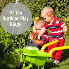 let the children play: 10 top outdoor play blogs