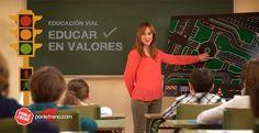 Educación Vial para los más pequeños - http://www.academiarubicon.es/educacion-vial-los-mas-pequenos/