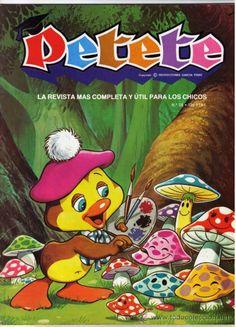 EL LIBRO GORDO DE PETETE. REVISTA: 8