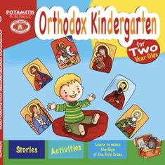 Potamitis Publishing - Orthodox Children's Books - in fourteen languages!, A book for Orthodox two year olds, with stories and activities that will help them start learning the fundamentals of our wonderful Faith. Free Activities, Toddler Activities, Anthony The Great, Little Prayer, Religious Books, Reading Stories, Orthodox Christianity, Prayer Book, Two Year Olds