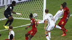 Germany vs. Ghana | MLS MatchCenter