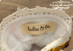 DIY labels by sew she sews