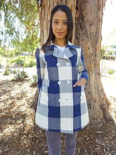 Ellsworth Coat Sewing Pattern – Indie Stitches
