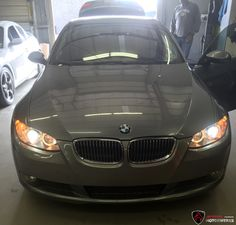 2007 BMW 335i battery replacement and programming