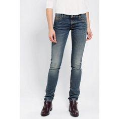 WesC 5 Pocket Skinny Jean •New! Never worn! Comes in original packaging!                                                                    •99% cotton, 1% elastane.                                                  •Machine wash.                                                                   •W27xL32.   Slim fit, normal waist, slim leg. Urban Outfitters Jeans Skinny