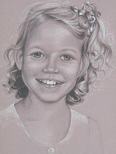 Mary Anne, pencil sketch