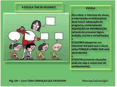 COMPROMISSO CONSCIENTE: Mudanças - Projeto Escola Saudável na Prática