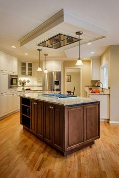 Flush Ceiling Mount Range Hood A Great Alternative For