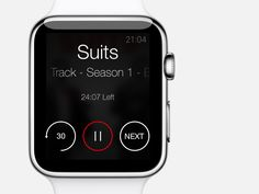 30 Beautiful Apple Watch App & Concept Designs