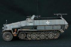 Sd.kfz 251/1 Ausf.c