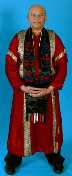 Carl Totton Taoist Priest