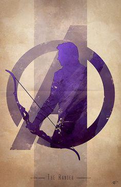 The Ranger || Clint Barton