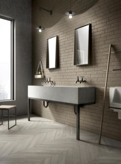 Calce Collection: Brick Effect Tiles | Ragno