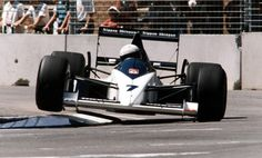 Martin Brundle - Brabham BT58 - 1989 - Australian GP (Adelaide)