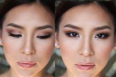 wedding makeup asian - Google Search