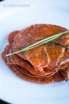 Asian Recipes, New Recipes, Vegetarian Recipes, Ethnic Recipes, Korean Food Side Dishes, Korean Pancake, Vegetable Pancakes, K Food, Vegan Chili