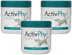 3 Pack Activphy Joint Support Soft Chews For Dogs Beef Liver 75 Count each >>> For more information, visit image link.Note:It is affiliate link to Amazon.