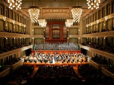 Schermerhorn Symphony Center - Around the Area at HGTV Smart Home 2014 on HGTV
