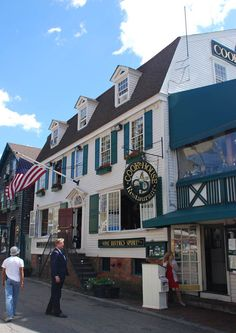 There are many reasons to take the time to visit Newport when you come to New England. The architecture is some of the most amazing you'll. The Places Youll Go, Places Ive Been, Places To Go, Connecticut, East Coast Tours, New England States, Newport Rhode Island, Vacation Spots, Mansions