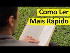 Como Ler 3X Mais Rápido 📖 Em 5 Minutos - Marcelo Maia