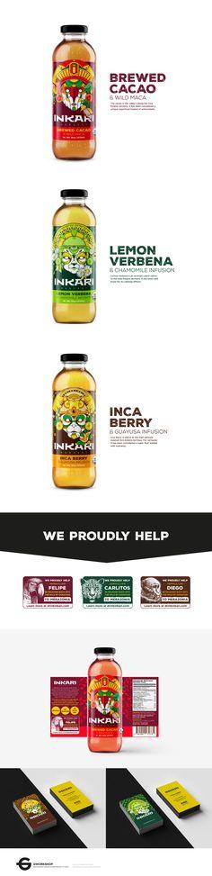 Inkari Harvest on Behance