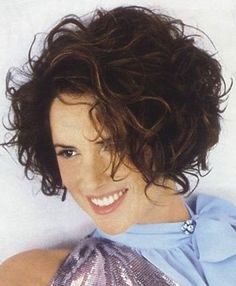 30 Best Short Curly Hairstyles 2013 – 2014
