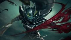 Download Mortred the Phantom Assasin Dota 2 Girl Art by Digitalsashimi 1366x768