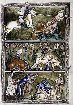 Medieval Bestiary : Dog Gallery