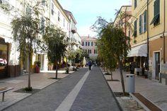 Diano Marina , il centro  (Italy)