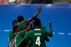 Olympics: Nigeria beat Denmark to reach semi-finals ( 2- 0 )