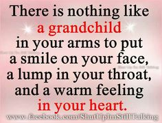 I wish to spend more time with my grandson