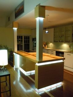 This combines my love of woodworking and kitchens