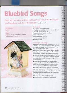 BLUEBIRD SONGS 1
