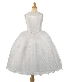 First Communion Dresses | Christie Helene First Communion Dress - Couture Collection McKenzie ...