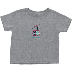 Beaver Creek Gondola - Colorado Toddler T-Shirt