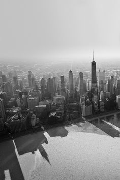 Chicago's Frozen Shadows