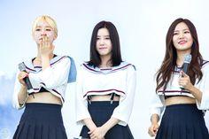 160806 베리굿(Berry Good) :: Daye - Taeha - Seoyul