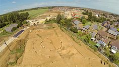 Archaeologists compare Neolithic Kent site to Stonehenge, find Bronze Age funerary monument