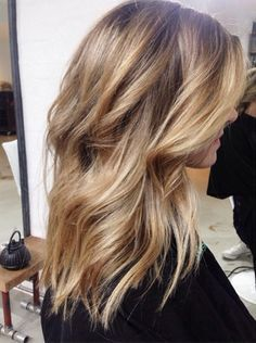 Beautiful hair and color