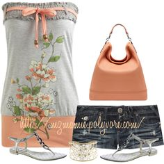 """Untitled #1223"" by mzmamie on Polyvore"