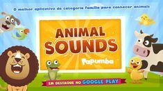 Sons de Animais– captura de ecrã