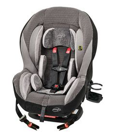 Protect Baby and keep peace of mind while in the car with this awesome car seat. Featuring e3 Side Impact protection and an infinite slide harness that slides for an accurate fit, it makes sure cuties are securely harnessed during rides. Quick connectors make installation simple too, so it's easy to ensure good safety habits.