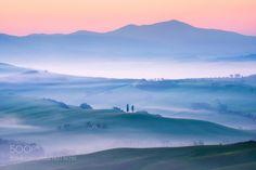 Tuscany Spring Morning by DrNub #Landscapes #Landscapephotography #Nature #Travel #photography #pictureoftheday #photooftheday #photooftheweek #trending #trendingnow #picoftheday #picoftheweek