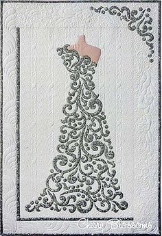 Give an elegant gift to a new bride or bride-to-be with this easy laser-cut kit. This magnificently detailed wall hanging is ideal to give as a thoughtful