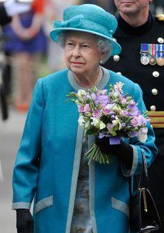 Queen Elizabeth, June 30, 2014