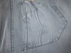 Jeans, Pockets, Denim, Clothes, Fashion, Quilling, House Decorations, Bags, Men