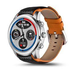 bf8963f4296 SmartWatch Lemfo LEM5 - SmartTudo.com.br Relógio Celular