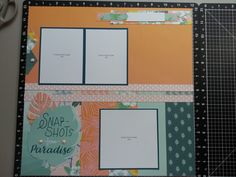 Postcard Perfect – Wendy Ball – For the Love of Scrap'n – Close to my Heart Independent Consultant