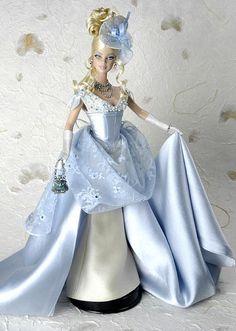 #historic #barbie #dolls #gowns . 47.31.3 qw