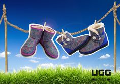 New season, New boots = good luck! Classic Ugg Boots, Ugg Classic, Uggs, Seasons, Seasons Of The Year, Ugg Boots